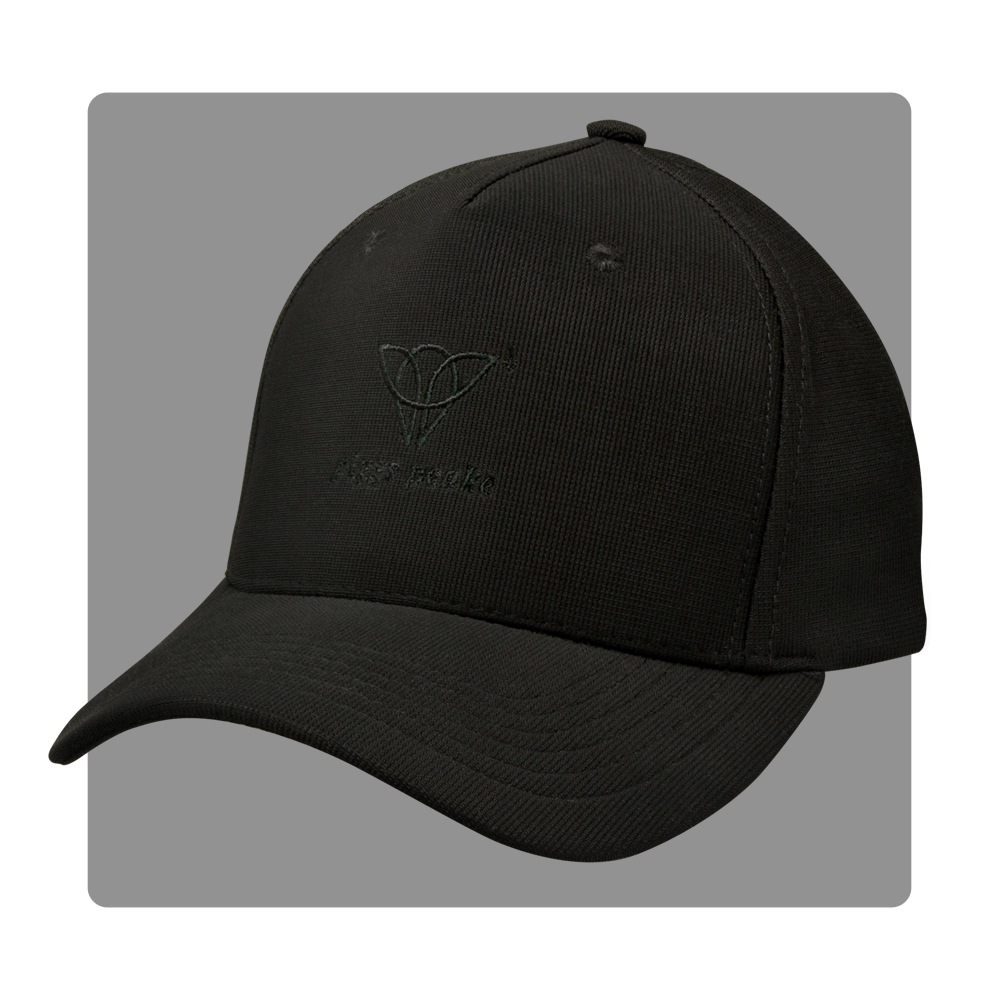 Piggs peake baseball cap with mesh back