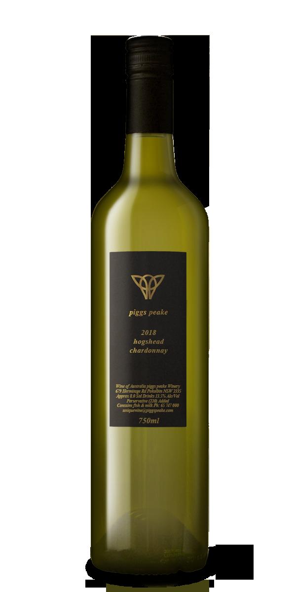 2018 Hogshead Chardonnay