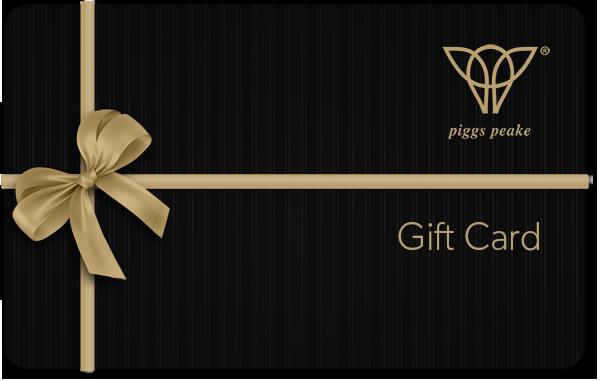Piggs Peake Gift Card